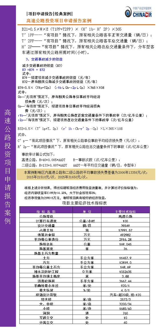 高速公路投资项目申请报告赌博网站注册送28